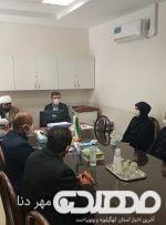 آیین تجلیل از بهورزان شاغل بخش دیشموک برگزار شد + تصاویر