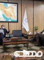در نشست «مهدی روشنفکر » با رئیس ثبت اسناد و املاک کشور چه گذشت +تصاویر