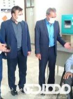 واکسیناسیون کرونا برای افراد بالای 80 سال در چرام آغاز شد