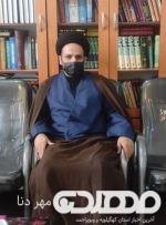 دیدار با امام جمعه شهرستان چرام به مناسبت هفته عقیدتی سیاسی در سپاه