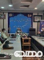 دیدار فرمانده انتظامی استان کهگیلویه و بویراحمد با مدیرکل آموزش وپرورش