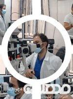 نصب و راهاندازی دستگاههای چشم پزشکی برای نخستین بار در چرام