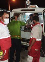 نجات جان دو نفر دربویراحمدوگچساران طی۲۴ ساعت گذشته توسط هلال احمر