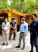 گشت مشترک مرکز بهداشت بویراحمد با دستگاه های نظارتی در راستای اجرای مصوبات ستاد ملی مبارزه با کرونا+ تصاویر